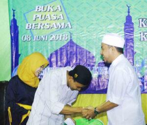 Berbagi kebahagiaan di bulan Ramadhan, PT Multi Hanna Kreasindo undang masyarakat berbuka puasa bersama