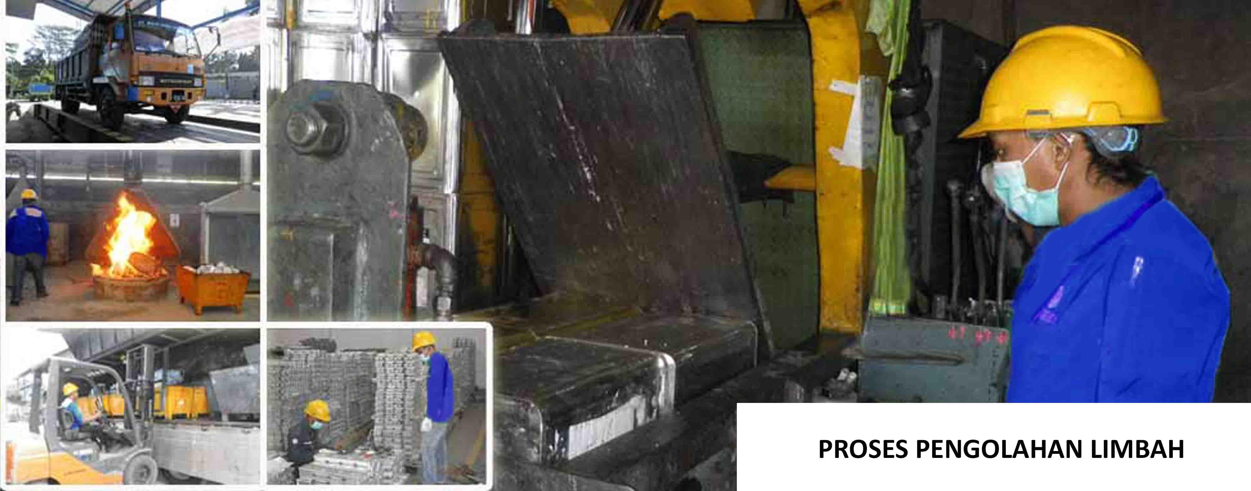 multihanna kreasindo pengolah limbah b3 proses pengolahan