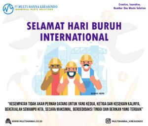 Hari Buruh Internasional 2021