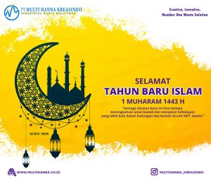 Tahun Baru Islam 1443 H